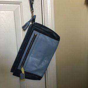 Coach mini purse, clutch